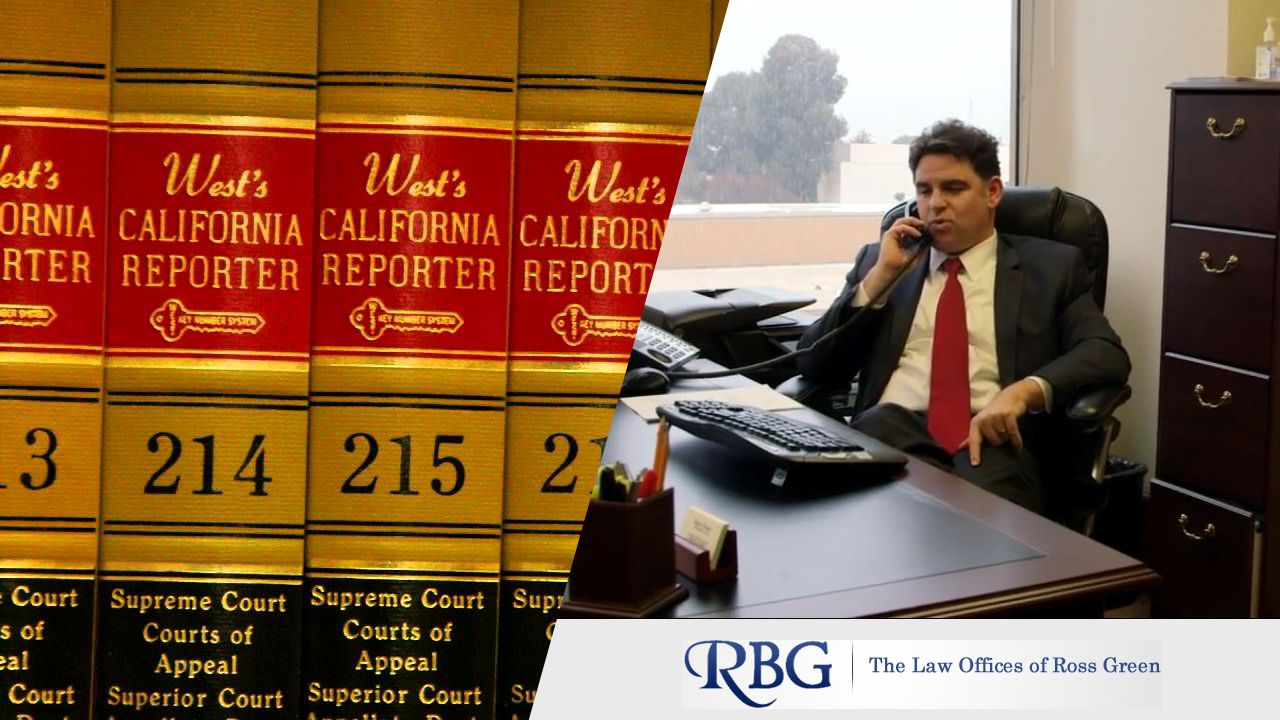 Pretrial Diversion Law Office of Ross Green.